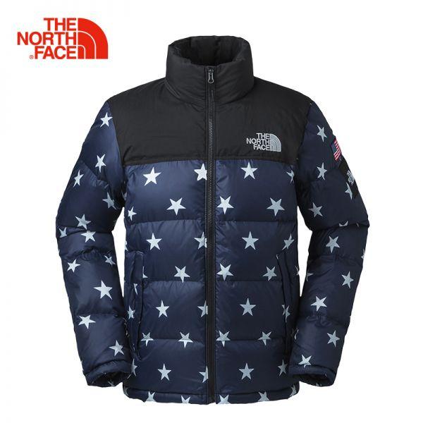 TheNorthFace北面春夏新品700蓬保暖户外休闲男羽绒外套|3BZ9