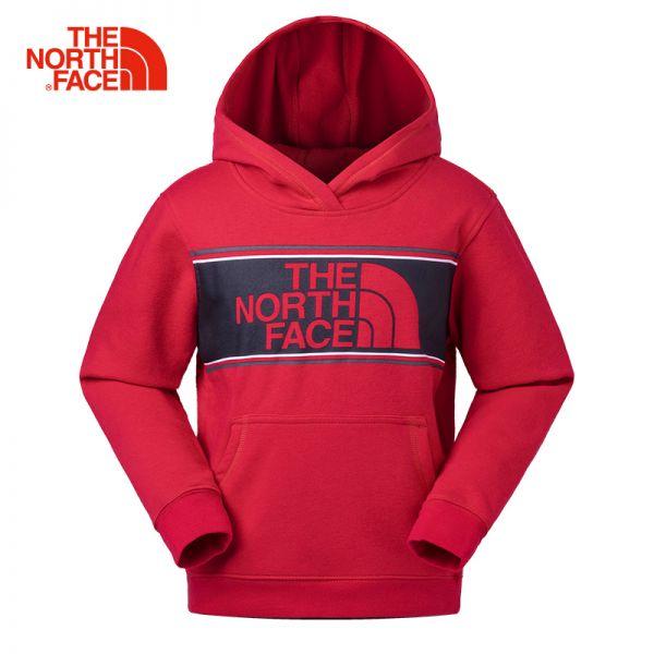 TheNorthFace北面童装春季新品保暖舒适户外男童针织衫卫衣|3CPL