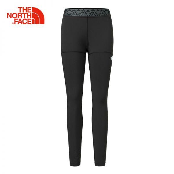 TheNorthFace北面春夏新品吸湿透气户外运动女紧身裤|3F65