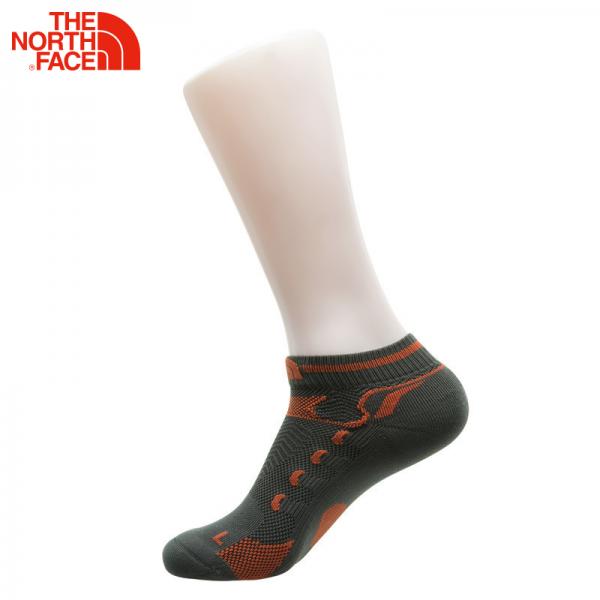 TheNorthFace北面夏季柔软舒适透气耐久户外情侣款运动袜|2XY6