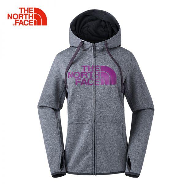 TheNorthFace北面春夏新品保暖舒适户外休闲女针织卫衣|3GE9