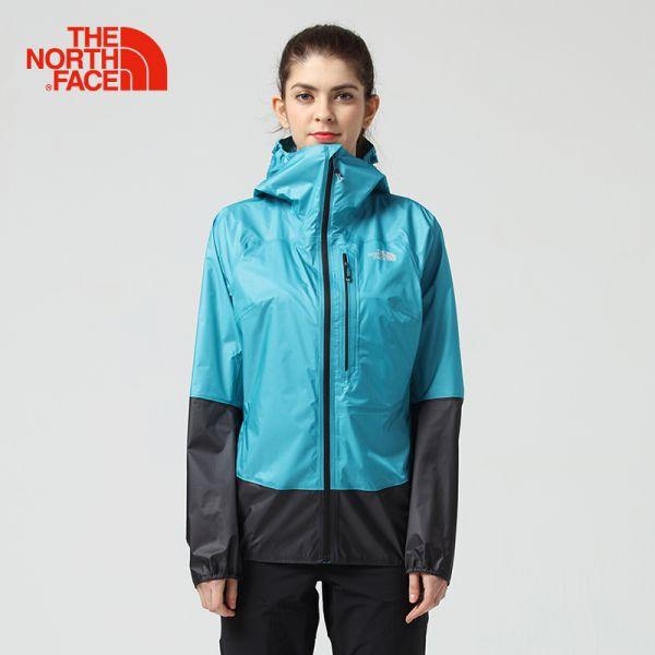 TheNorthFace北面春夏新品防水透气户外登山女冲锋衣|3C7U