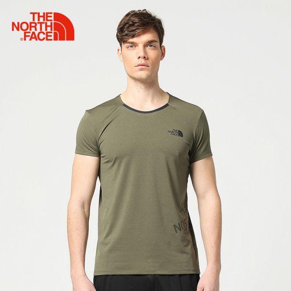 TheNorthFace北面春夏新品吸湿透气户外休闲男短袖T恤|3CNR
