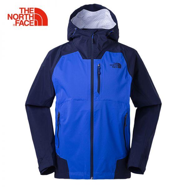 TheNorthFace北面春夏新品防水透气户外防风男冲锋衣|3GCW