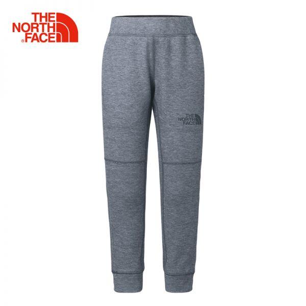TheNorthFace北面童装春季新款柔软舒适男童户外运动针织裤|34QU