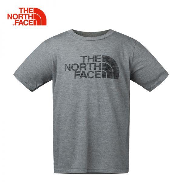 TheNorthFace北面童装春夏新款舒适户外运动男童圆领短袖T恤|3CP9