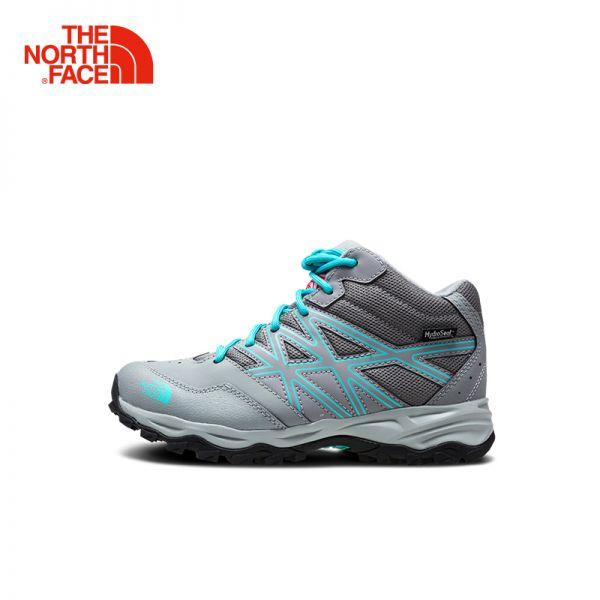 TheNorthFace北面童鞋春夏新款防水户外男女童运动鞋徒步鞋|CJ8Q