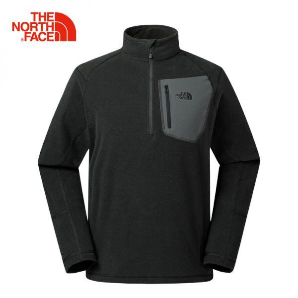 TheNorthFace北面春季保暖舒适户外休闲男抓绒上衣|CGM2
