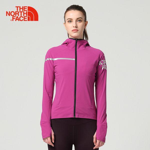 TheNorthFace北面春夏新品舒适透气户外运动女防风夹克|3GBL