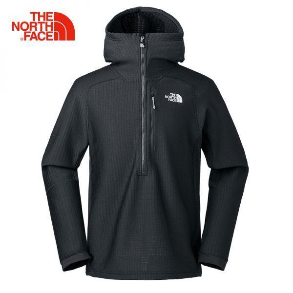 TheNorthFace北面春夏新品轻便保暖户外登山男抓绒上衣|37PG