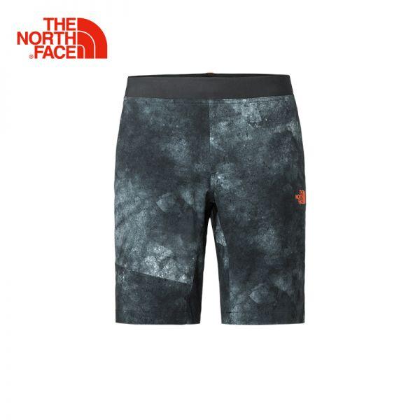 TheNorthFace北面春夏新品舒适防泼水户外登山男短裤|3GDO
