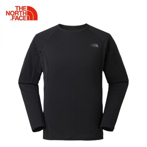 TheNorthFace北面春夏新品吸湿排汗户外运动男针织卫衣|CL86
