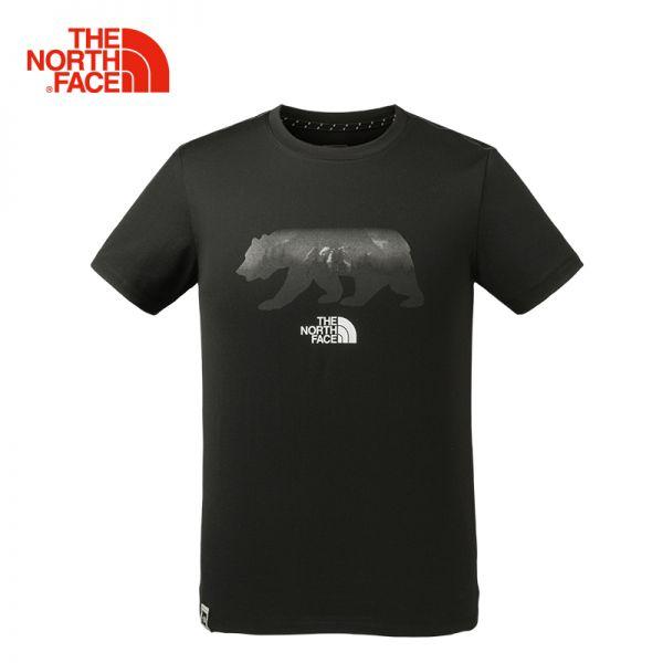 TheNorthFace北面春夏新品舒适透气户外休闲男圆领短袖T恤|3CJX