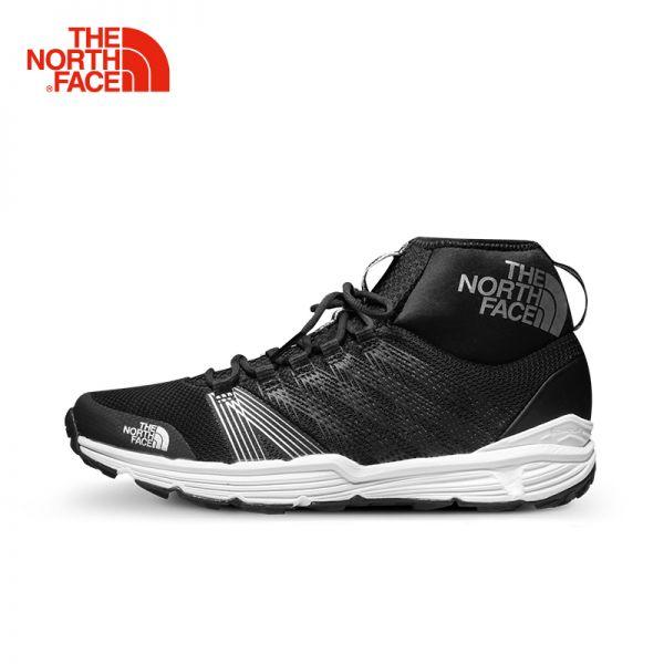 TheNorthFace北面春季透气抓地耐磨户外运动女越野跑鞋|39IN