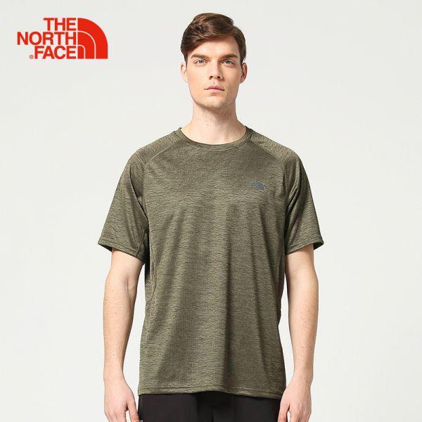 TheNorthFace北面春夏新品吸湿排汗户外运动男短袖T恤|3F1Y