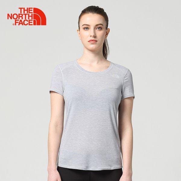 TheNorthFace北面春夏新品吸湿透气户外休闲女短袖T恤|3GDW