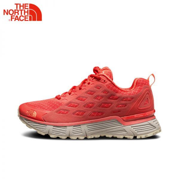 TheNorthFace北面春夏新品吸湿排汗抓地户外女跑步鞋|2VUU