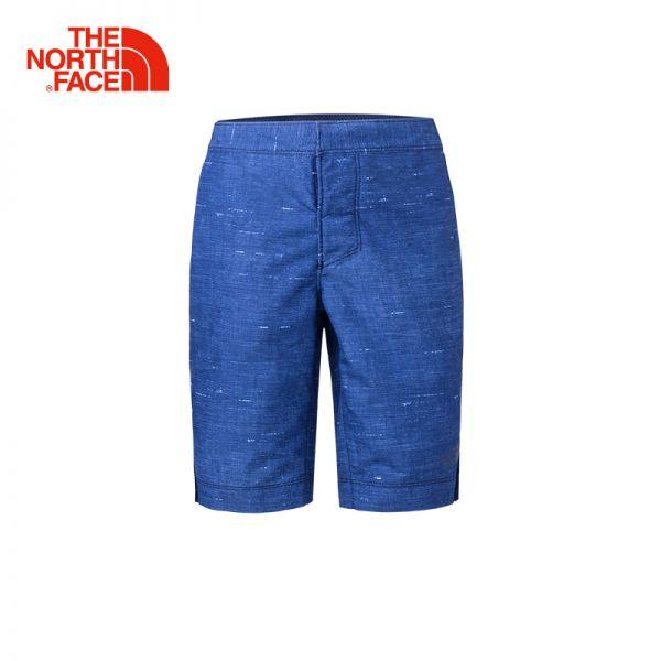 TheNorthFace北面童装春夏新款吸湿排汗户外运动男童短裤|3CNU