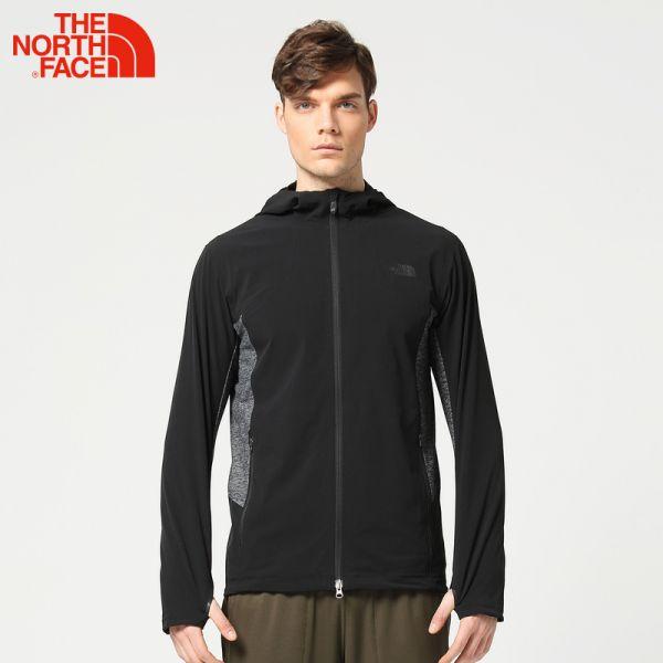 TheNorthFace北面春夏新品舒适防泼水户外登山男软壳夹克|3GES