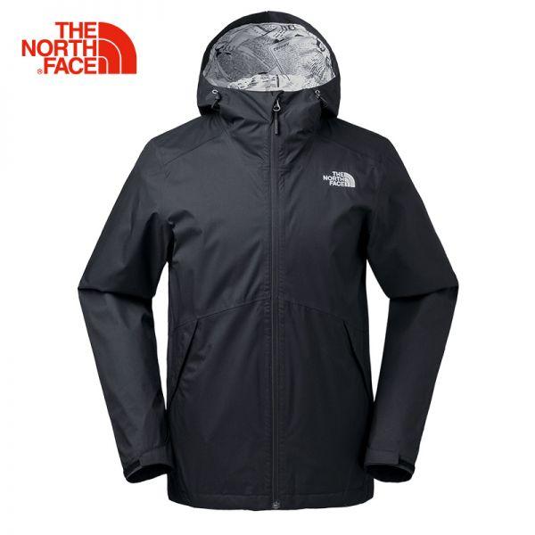 TheNorthFace北面春夏新品防水透气耐磨户外防风男冲锋衣|366T