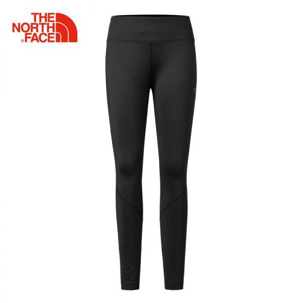 TheNorthFace北面春夏新品舒适快干户外运动女紧身裤|3RF2