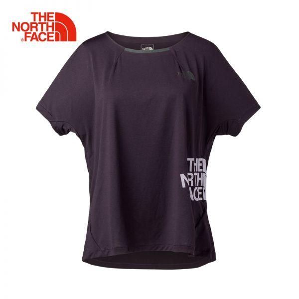 TheNorthFace北面春夏新品吸湿排汗户外运动女短袖T恤|3GC3