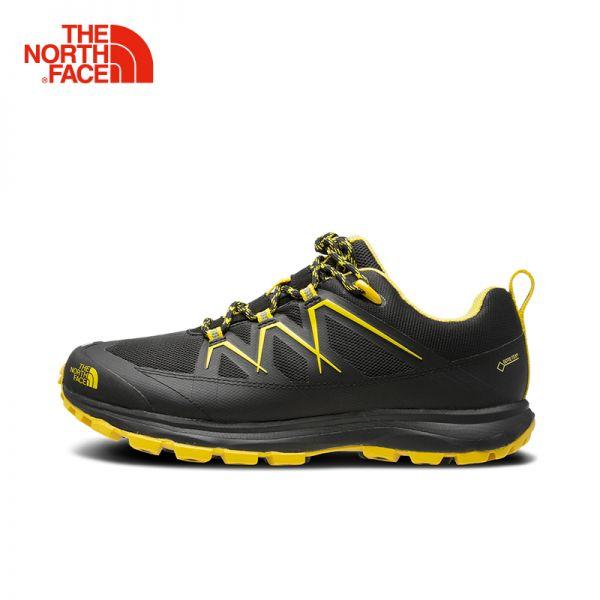 【经典款】TheNorthFace北面春夏新品防水户外男徒步登山鞋|CJ8A