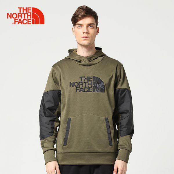 TheNorthFace北面春夏新品舒适透气户外休闲男针织卫衣|3NXQ