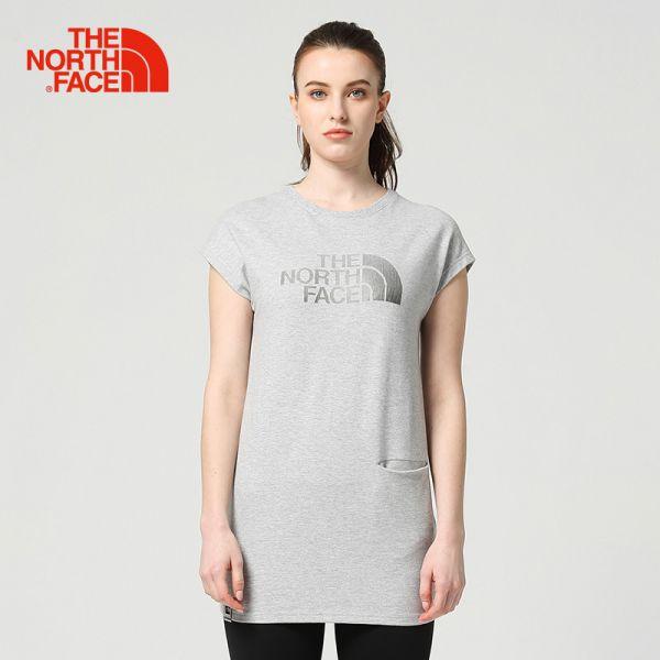 TheNorthFace北面春夏新品舒适透气户外休闲女短袖T恤|3CJB
