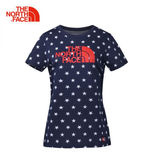 TheNorthFace北面春夏新品舒适透气户外休闲女短袖T恤|3IBH