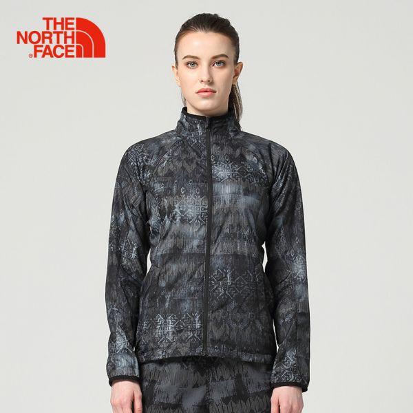 TheNorthFace北面春夏新品舒适防泼水户外休闲女防风夹克|3GEJ