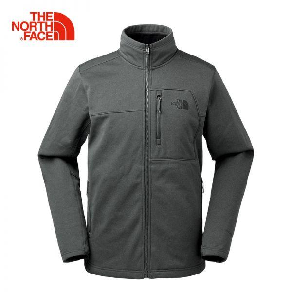 TheNorthFace北面春夏新品防风保暖户外徒步男软壳外套|3CHB