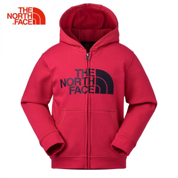 TheNorthFace北面童装春季新品户外男童针织衫卫衣亲子装|3CQ6