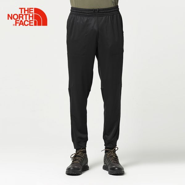 TheNorthFace北面春夏新品吸湿排汗户外休闲男针织长裤|3GE6