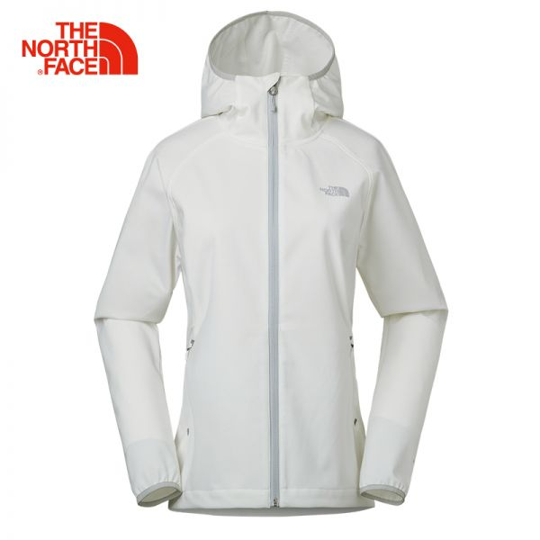 TheNorthFace北面春夏新品舒适防风透气户外徒步女软壳外套|3EQG