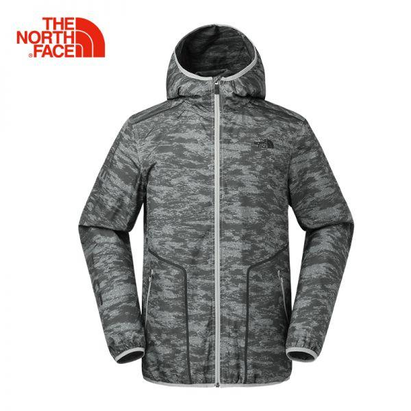 TheNorthFace北面春夏新品防泼水户外休闲男防风夹克|3RF9