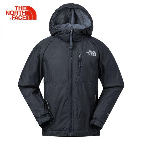 TheNorthFace北面童装春季新款防风保暖户外男童冲锋衣外套|3CNX