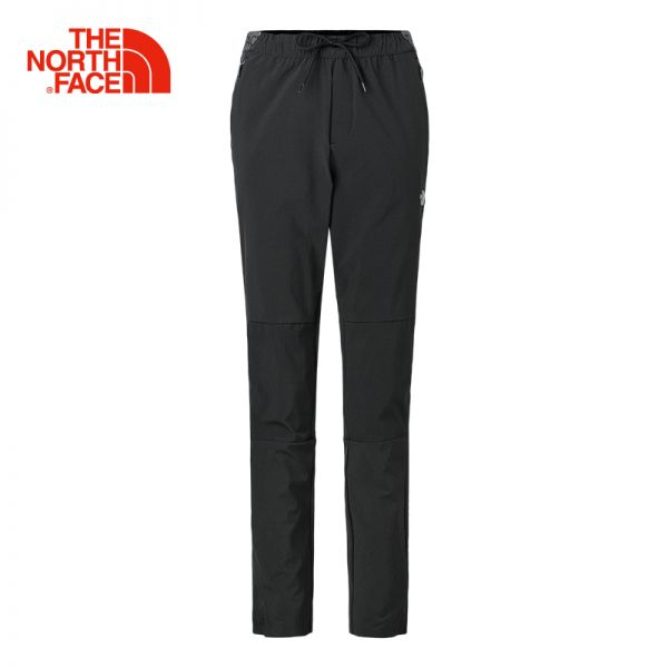 TheNorthFace北面春夏新品舒适防泼水户外休闲女长裤|3GBK