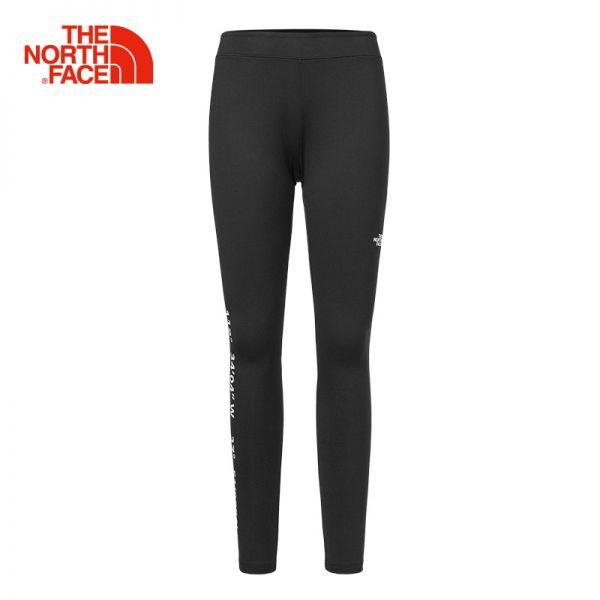 TheNorthFace北面春夏新品吸湿排汗户外运动女紧身裤|3CJD