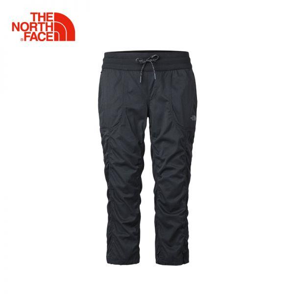 TheNorthFace北面春夏新品舒适防泼水户外女冲锋裤|3GID
