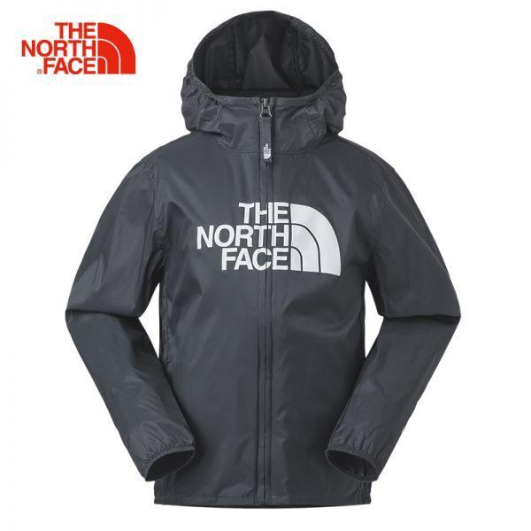 TheNorthFace北面童装春季新款上衣外套儿童防晒衣皮肤衣|3BWO
