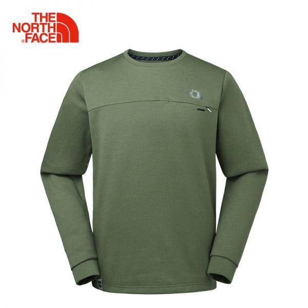 TheNorthFace北面春夏新品保暖舒适户外休闲男针织卫衣|3CI8