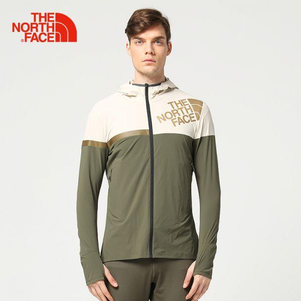 TheNorthFace北面春夏新品舒适透气户外运动男防风夹克|3GBM